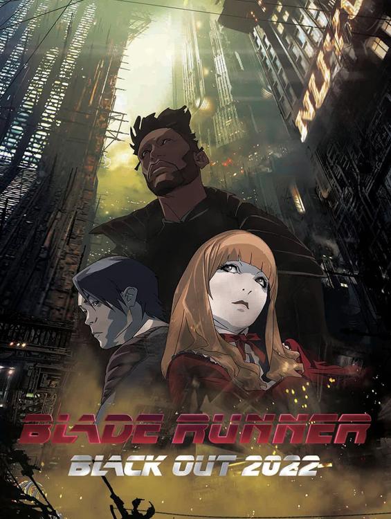Той, хто біжить по лезу: Затемнення 2022 / Blade Runner: Black Out 2022  (2017)