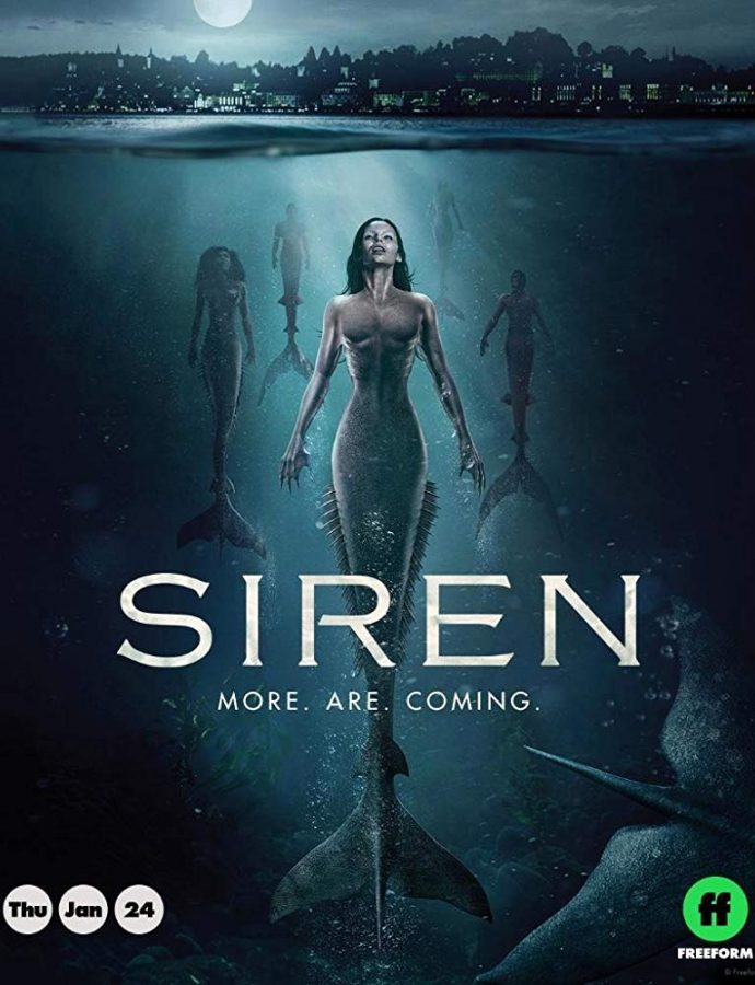 Сирена / Siren (01-08 з 16) (сезон 2) (2019)
