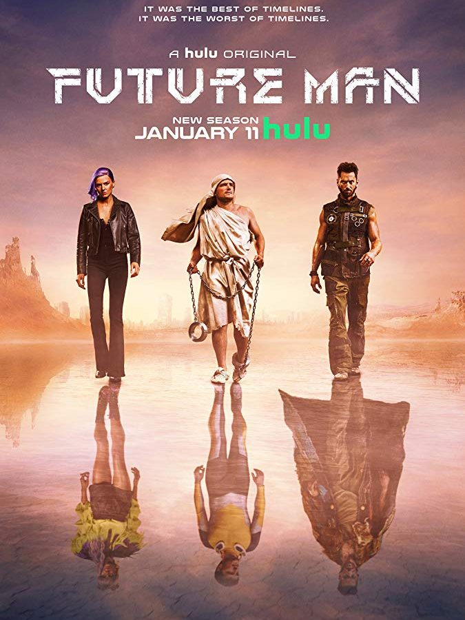 Людина Майбутнього / Future Man (01-06) (Сезон 2) (2019)