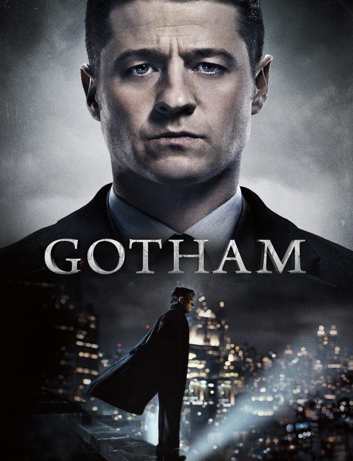 Ґотем / Gotham 01-10 (Сезон 5) (2019)